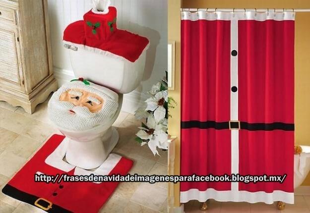 Baño Navideno Navidad:Imágenes navideñas y mas: Ideas para Baño