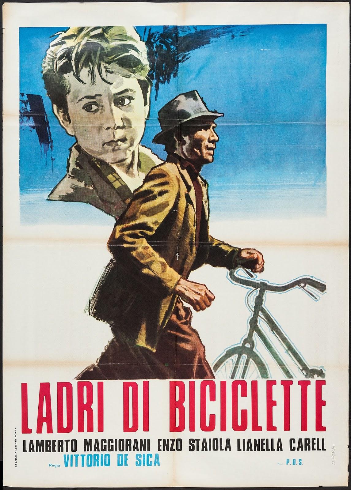 vittorio de sicas the bicycle thief essay