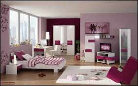 bedroom decoration for young girls