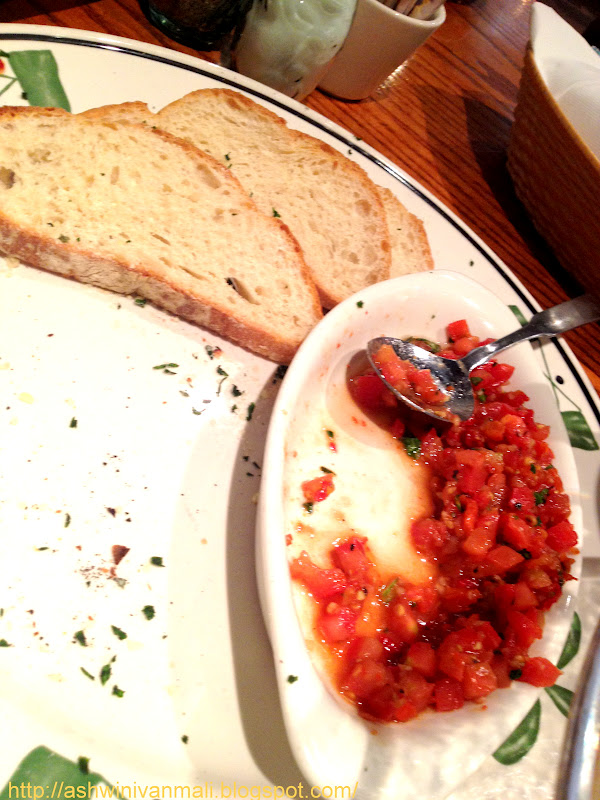 My Cuppa Soul Life Art Food Fun Restaurant Review Of Olive Garden For Vegetarians