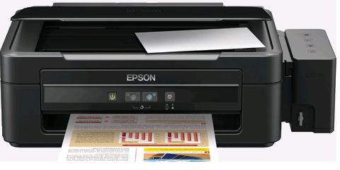 Epson L350 Printer Free Download Driver