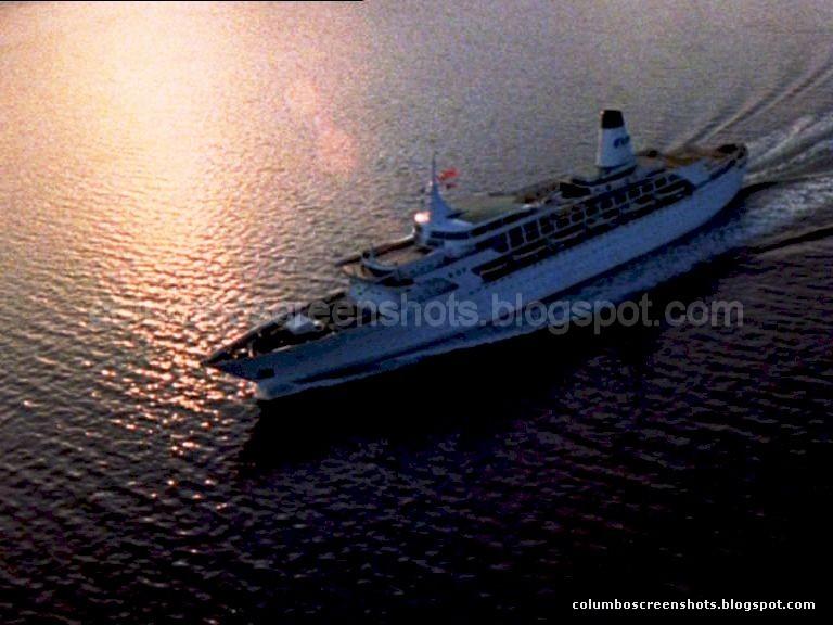 Vagebonds Columbo Screenshots Columbo Troubled Waters - Columbo cruise ship
