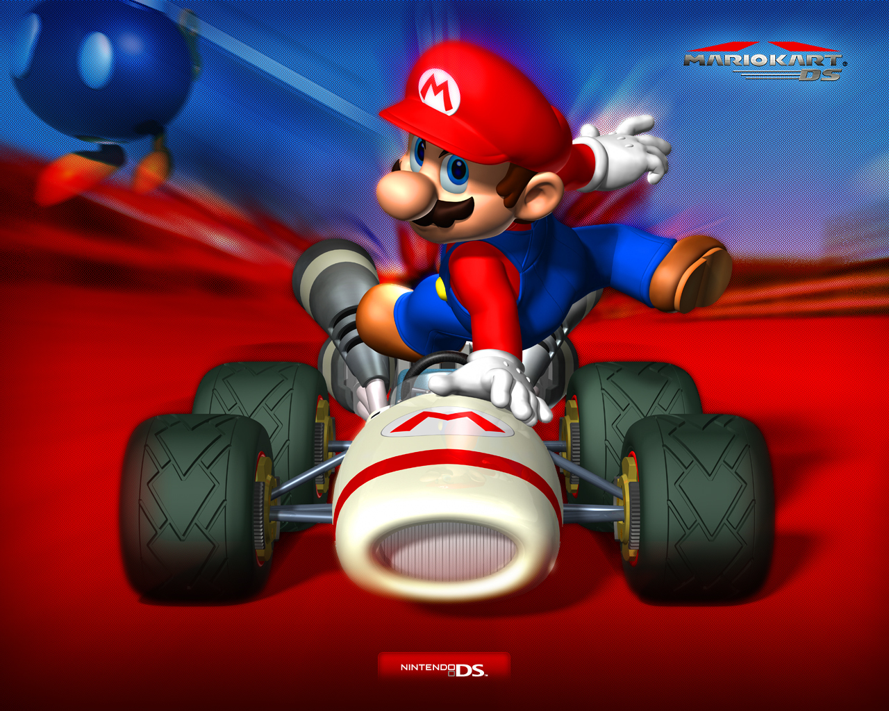 Super Mario HD & Widescreen Wallpaper 0.413750811757324