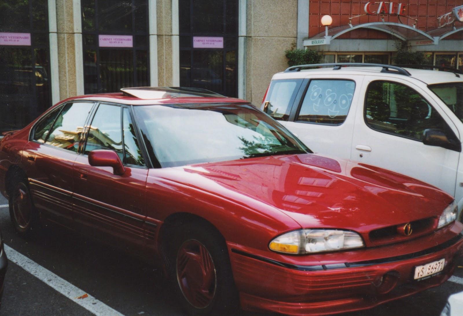 1992 1999 pontiac bonneville sse switzerland