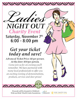 Image: Sheridan Nurseries Ladies Night Out