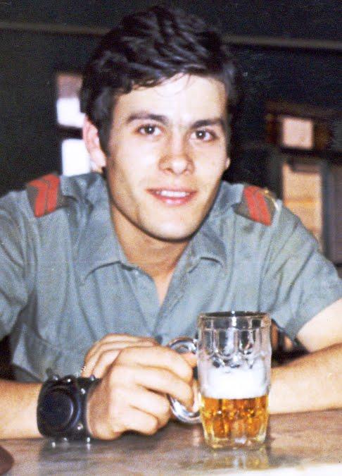 MIGUEL TEIXEIRA, ESCRITURÁRIO DO QUITEXE, 64 ANOS NA SENHORA DA HORA!