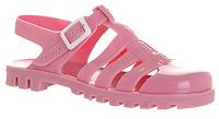 Pink jelly shoes, pink juju, JuJu jellies, pink juju jellies