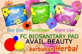 Fungsi Manfaat khasiat pembalut herbal avail dan bahaya merk softex palsu