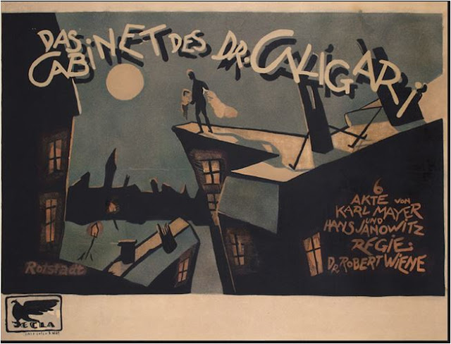 a comparison of stellan ryes the student of prague and the cabinet of dr caligari by robert wiene Que les juifs doivent quitter leur quartier de prague b : das cabinet des dr caligari: robert wienediv.