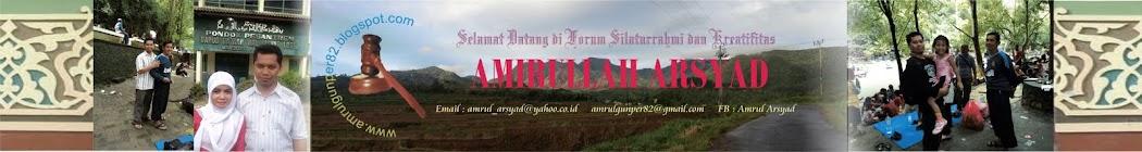 AMIRULLAH ARSYAD