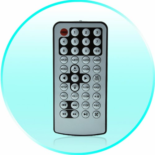 avr simple electronic projects rc5 based home remote control