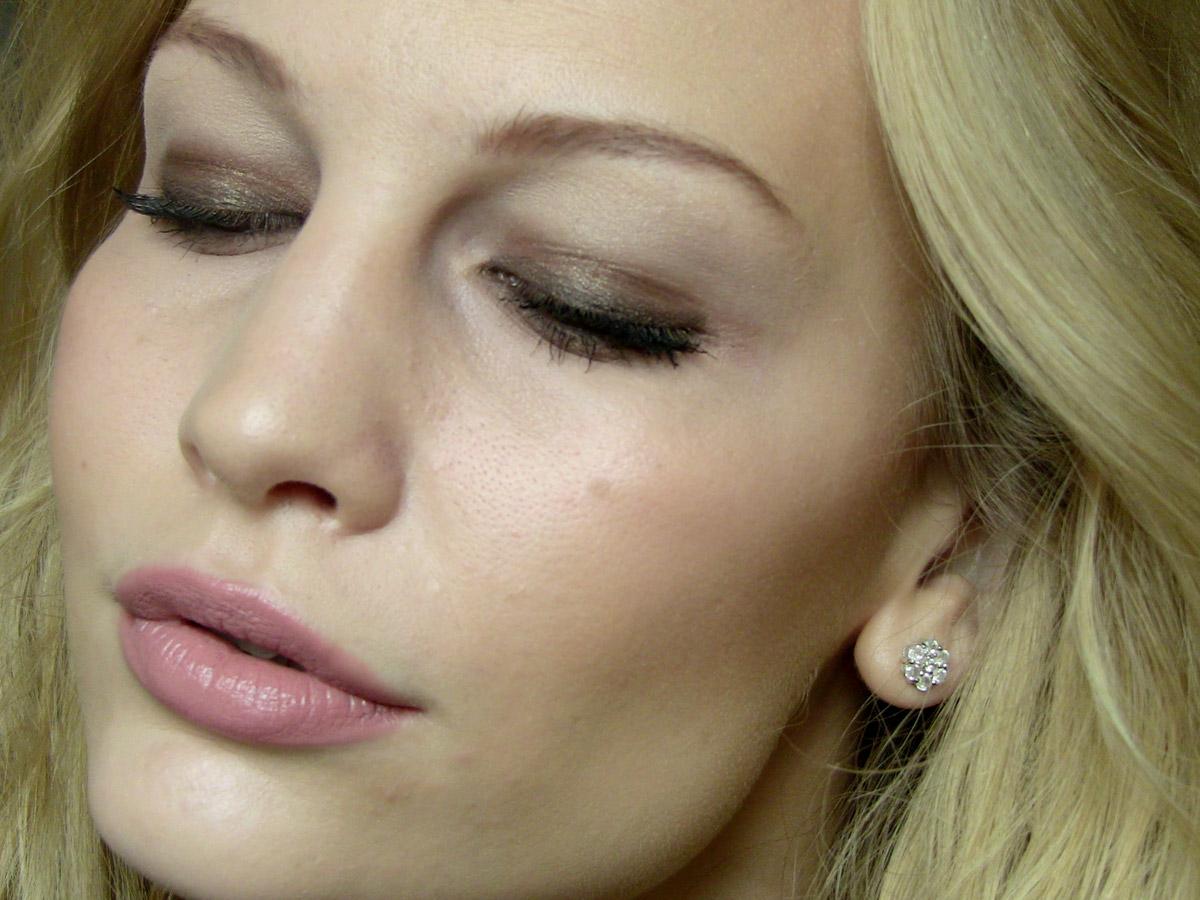 sexy smokey bedroom eyes (bridal look) | anna saccone joly