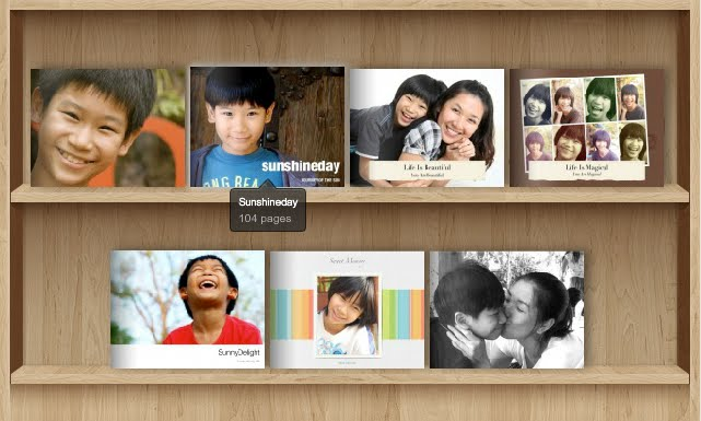 My Photobook Collection