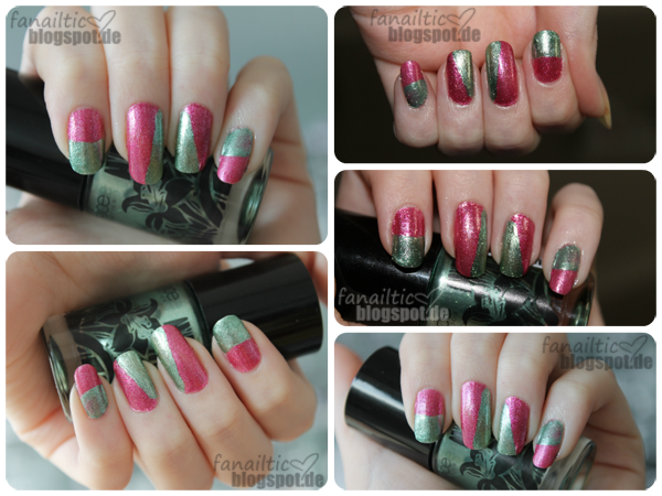 "Catrice ""pinkroque"" & ""forevergreen"""