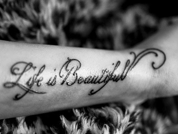 Good Tattoo Quotes For Girls