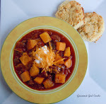 Spicy and Sweet Autumn Chili