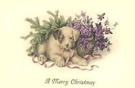 Christmas cards . . .