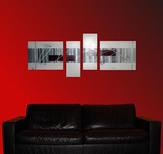 Deco Murale Idee Tableau Design Pour La Decoration Salon Pictures