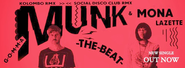 Munk - The Beat Feat. Mona Lazette