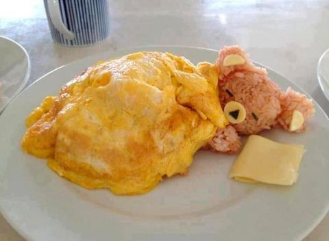 Makanan dengan Bentuk yang Unik, Lucu, dan Kreatif