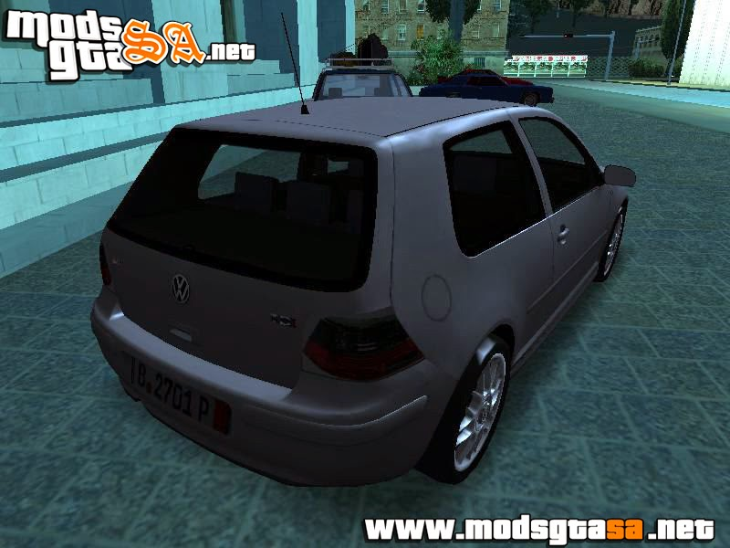 SA - VW Golf 4 TDI GTI Equipment