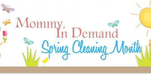 Mommy in demand tips for purging a toy box What month is spring cleaning