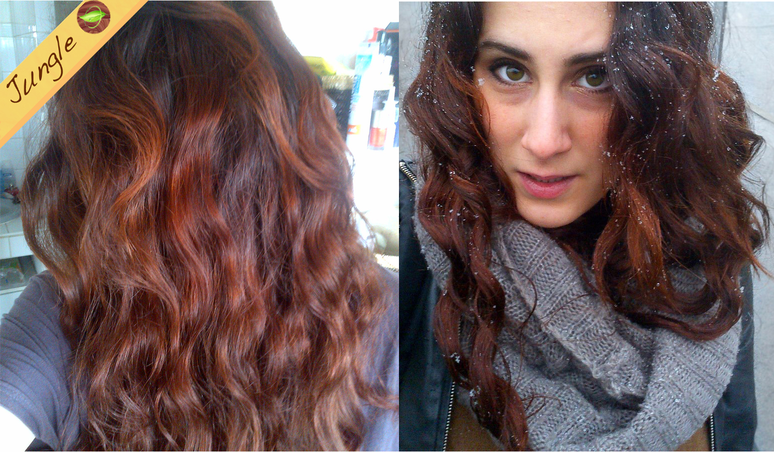 Célèbre Jungle's Hair : de beaux cheveux au naturel: • Historique Capillaire • PV44