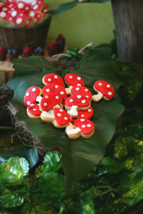 Ideas para tus Fiestas Infantiles: Fiesta del Bosque encantado