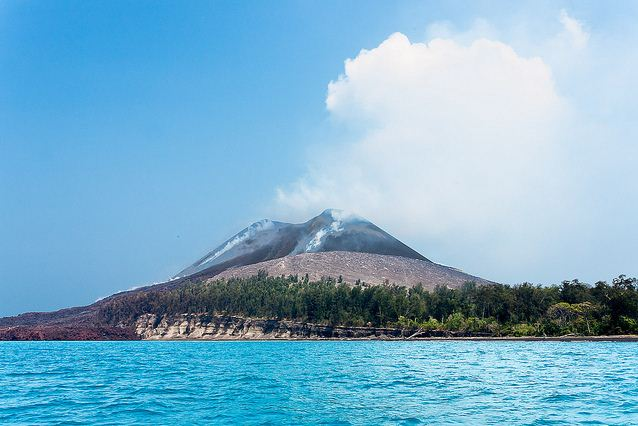 Anak Gunung Krakatau Picture - Exnim