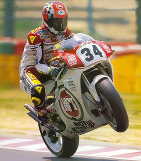 Kevin Schwantz - One title made him a legends