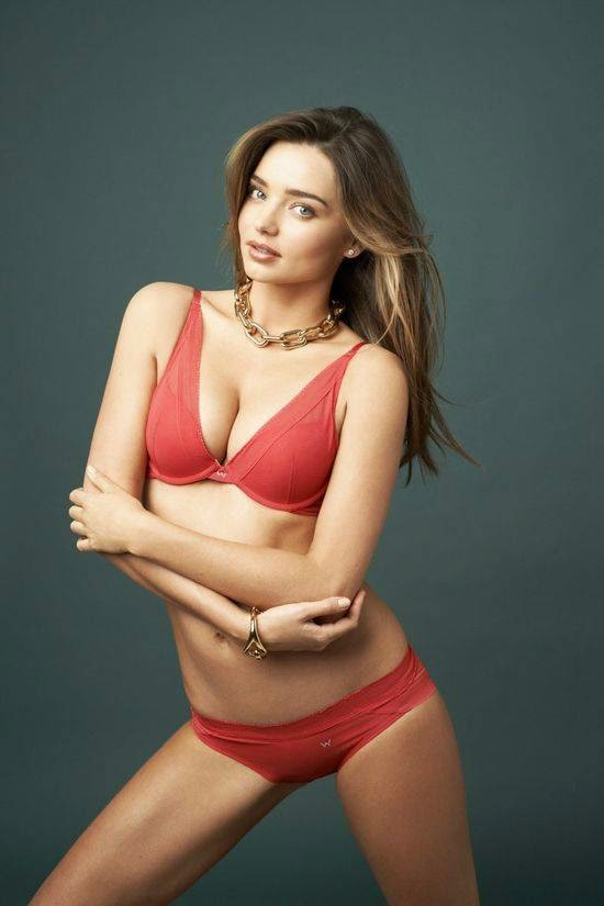 Miranda Kerr - Photoshoot For Wonderbra 2014