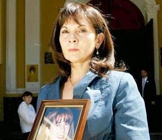 Marita Veron se esconde en Venezuela.