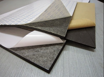Self-Adhesive Foam Board
