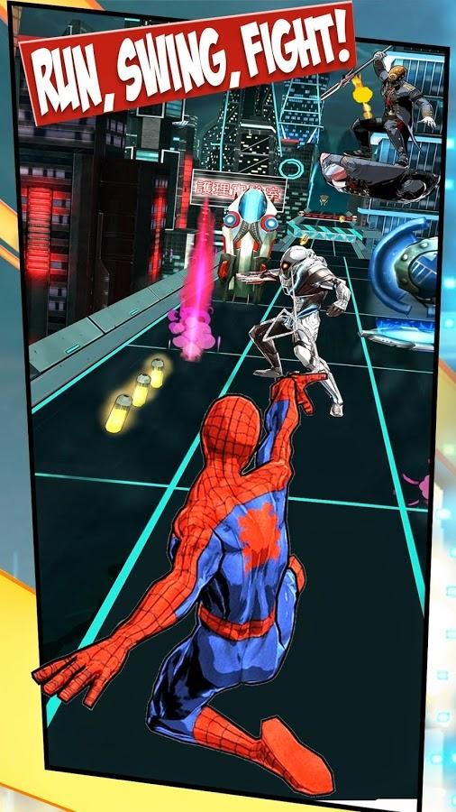 Spider Man Unlimited Screenshots Spider-man Unlimited 1.3.0