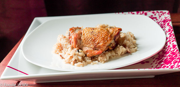 Click for Recipe for Asian Style Chicken and Rice