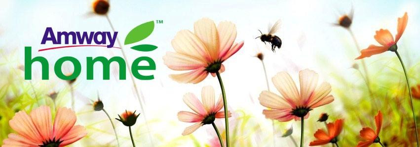 Cuidando el medio ambiente con Amway Home™ !
