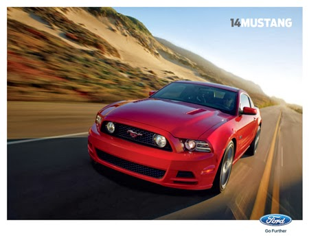 2014 Ford Mustang Brochure