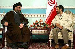 Dukungan Iran untuk Hizbullah