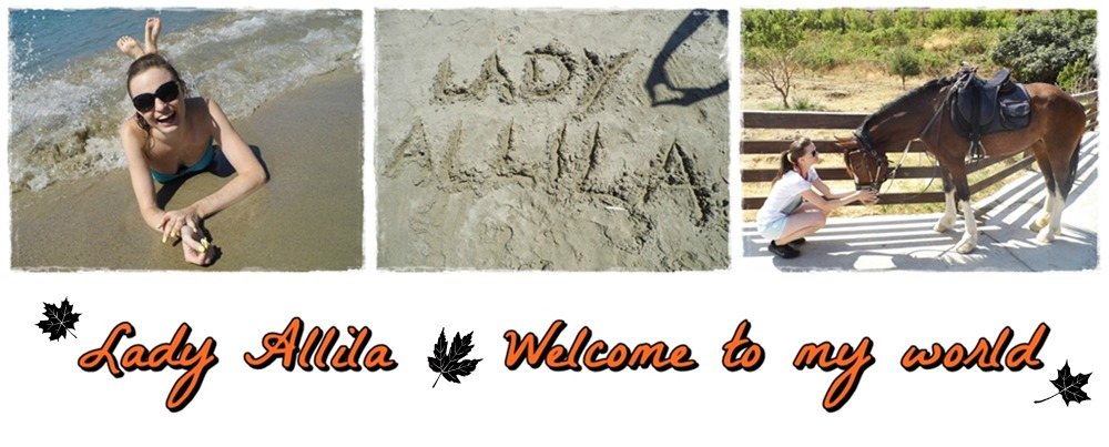 Lady Allila ... Welcome to my world