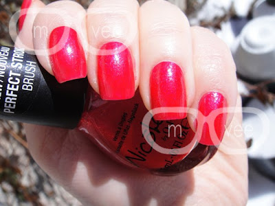 Nicole by OPI Fuchsia Wife