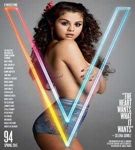 Confira cinco fotos do ensaio sensual da Selena Gomez (com direito a topless)