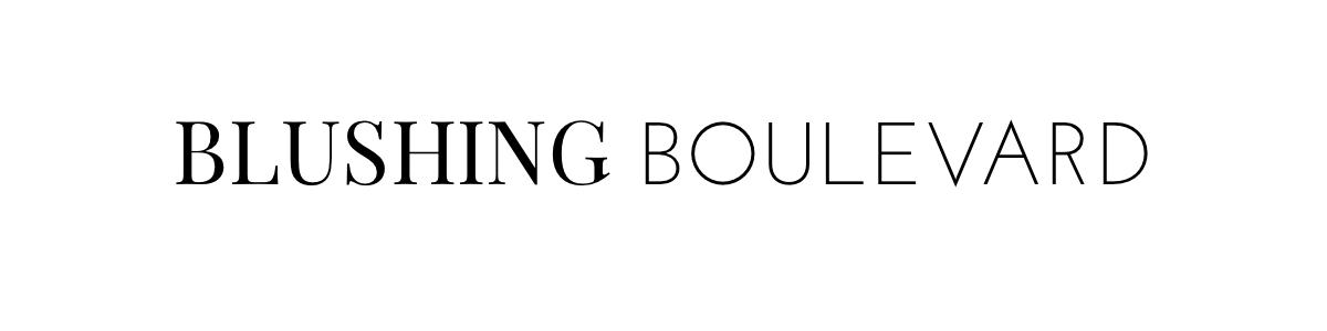Blushing Boulevard