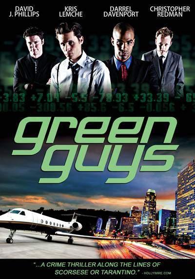 Green Guys DVDRip Descargar Subtitulos Español Latino 1 Link 2011