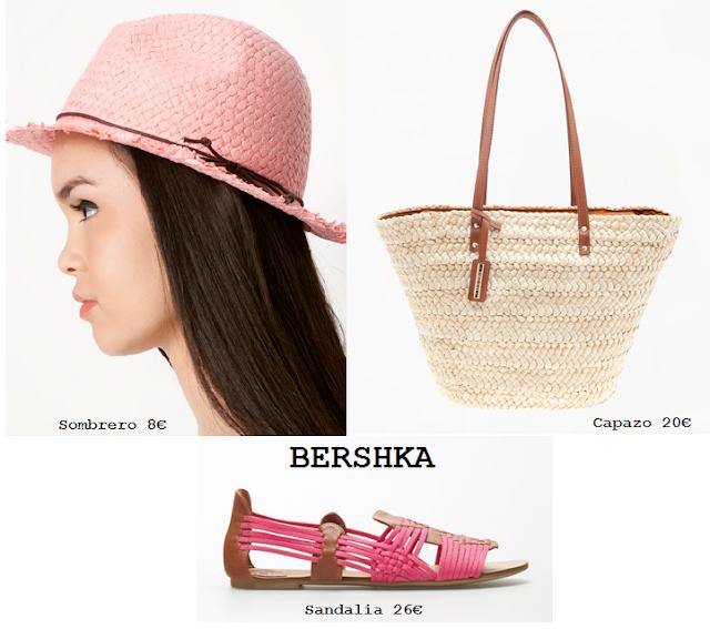 Bershka playa