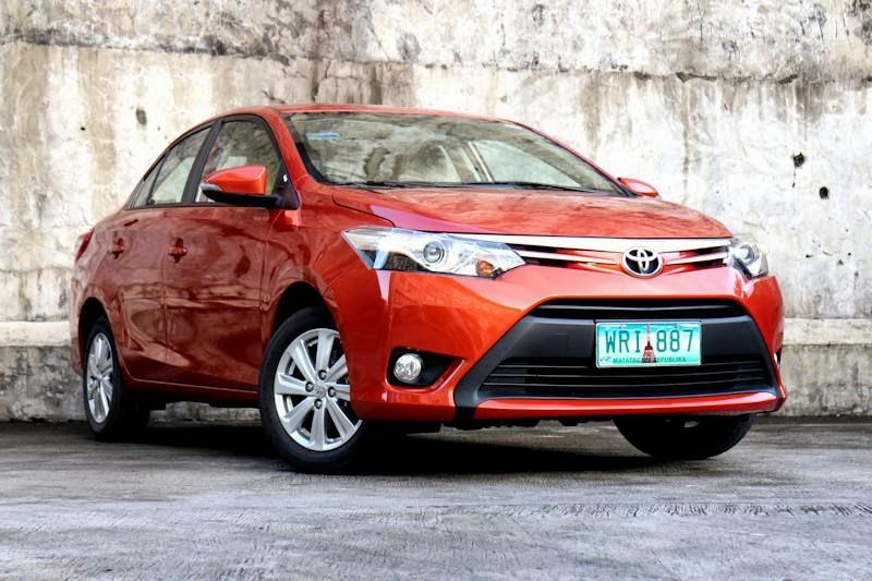 Toyota Vios 2013 Philippines Price