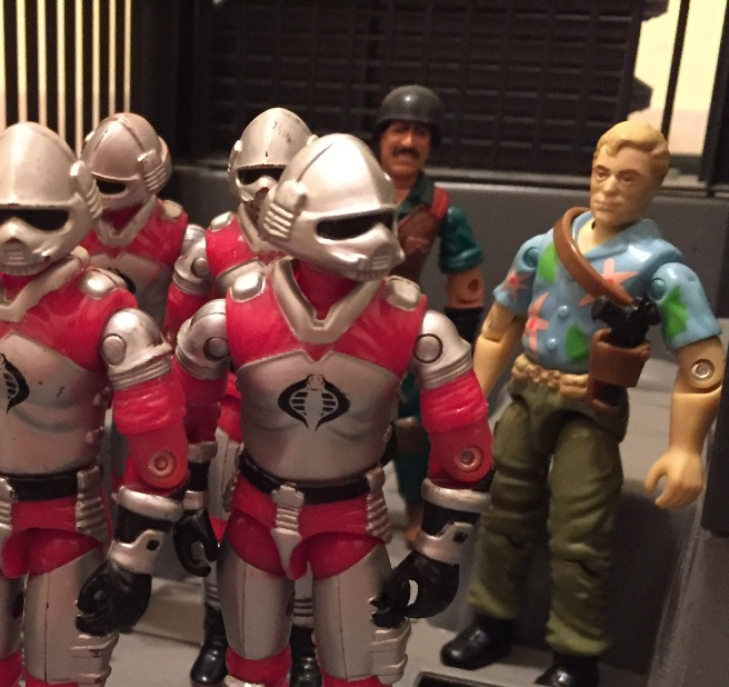 1986 Slipstream, AVAC, Firebat, Air Viper Advanced Corps, 1987 Chuckles, 1998 Ace, Chinese Exclusive Flint, Tiger Force Falcon