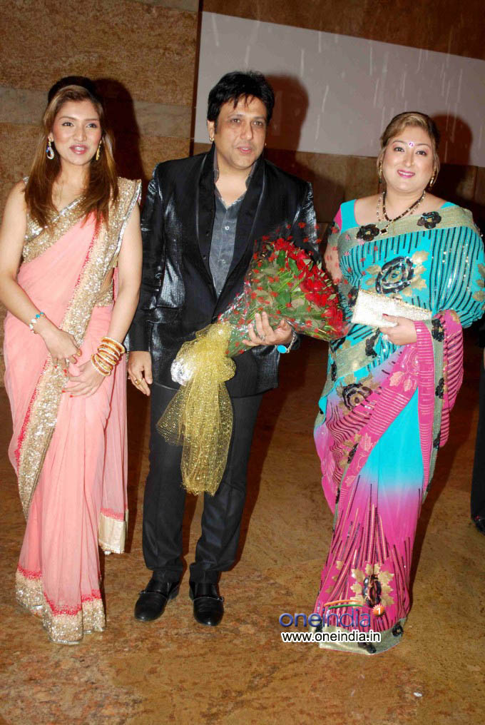 The Charming Love Story Of Govinda And Sunita Ahuja