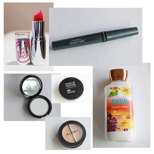 Just J: July Beauty Favourites