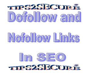 Dofollow and Nofollow links in Search engine optimization