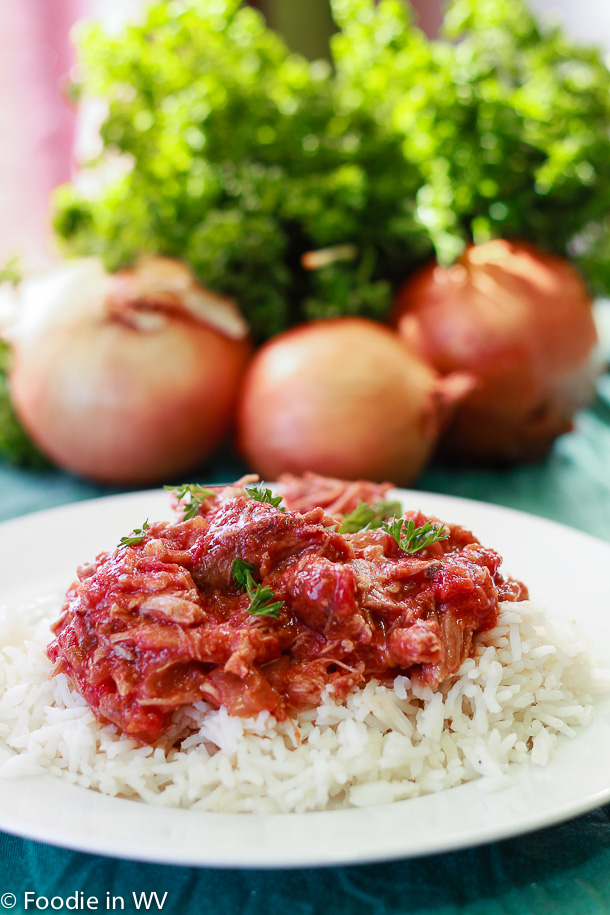 click for recipe for Crock-Pot Italian Braised Pork